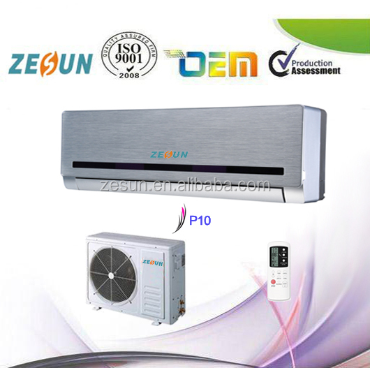 Wall Split DC Inverter Type Room Evaporator Air Conditioners Factory Price Air Cooler 18,000 btu