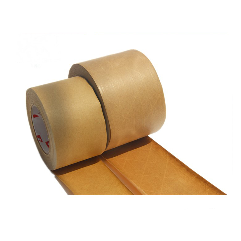 Wholesale Kraft Gummed Logo Printed Paper Packing Tape
