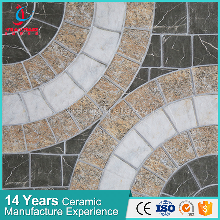 Handmade High Quality Kitchen Ceramic Tile Made In Stone Pulp And
