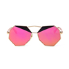 New products 2018 wholesale wooden and metal FDA CE standard sunglasses