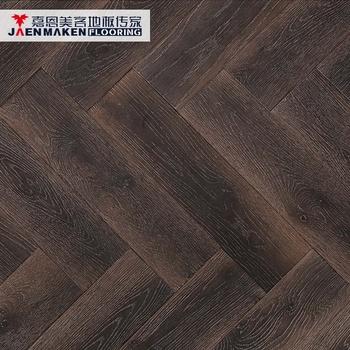 Low Price Hard Wood Veneer Herringbone Oak Engineered Wooden