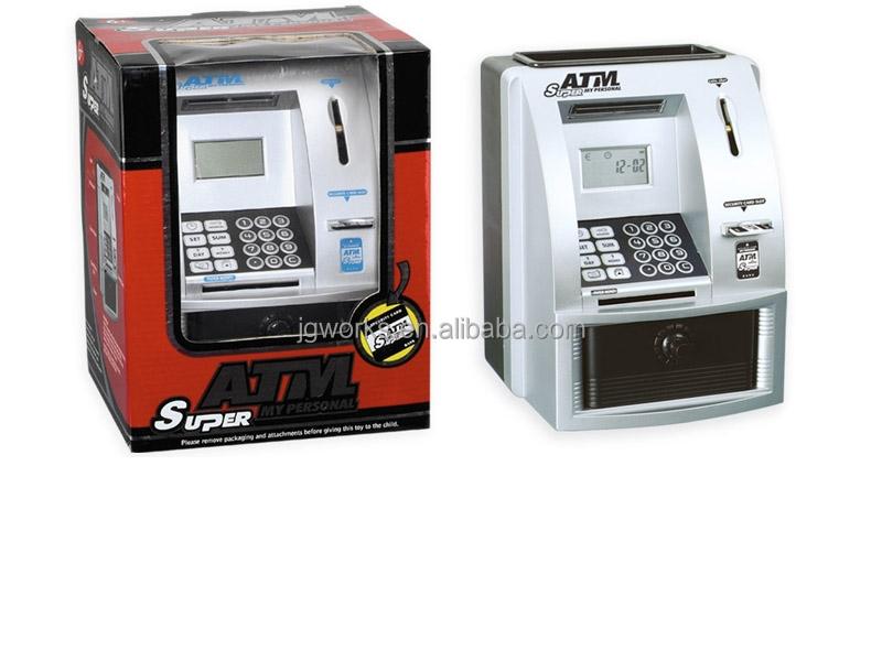 Toy Atm Machine : Atm machine toy bank for children buy