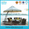 Sailing High End Customized Benchcraft Rattan Wicke Outdoor Furniture