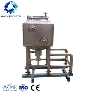 ASME Certificated emulsifying machine emulsification chemistry