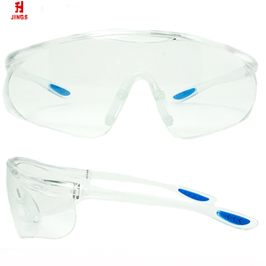 Wholesale made in china Safety glasses body transparent goggles