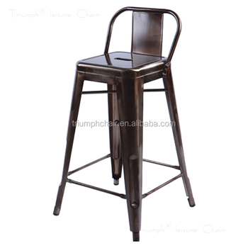 Triumph High Quality Metal Outdoor Bar Stools, Antique Metal Industrial Bar  Stools, Vintage High
