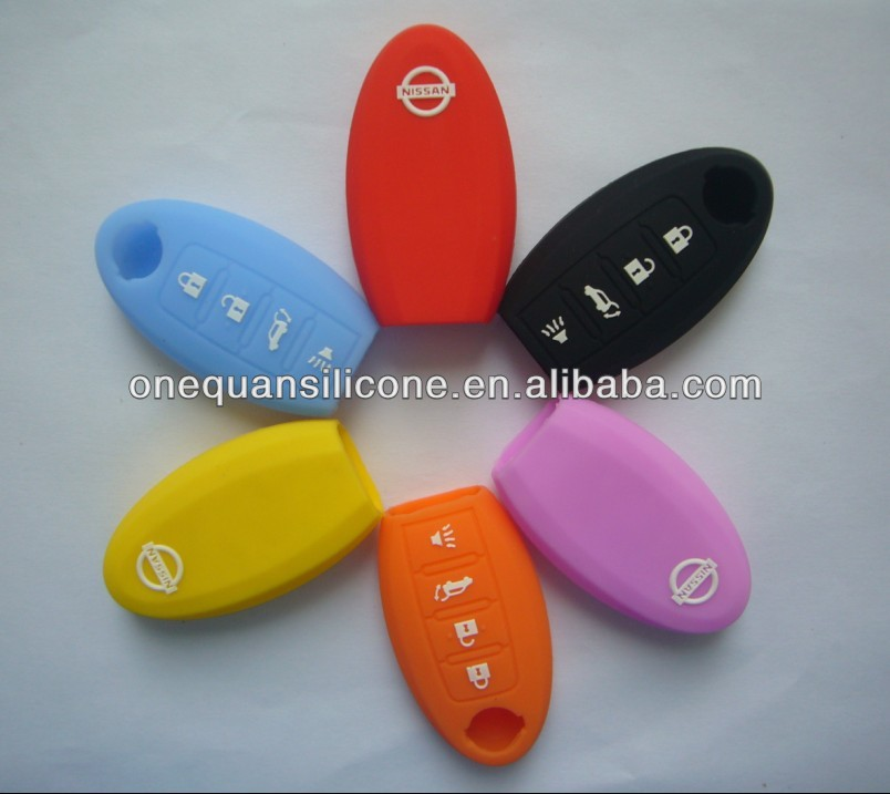 personalized key cover silicone car key cover