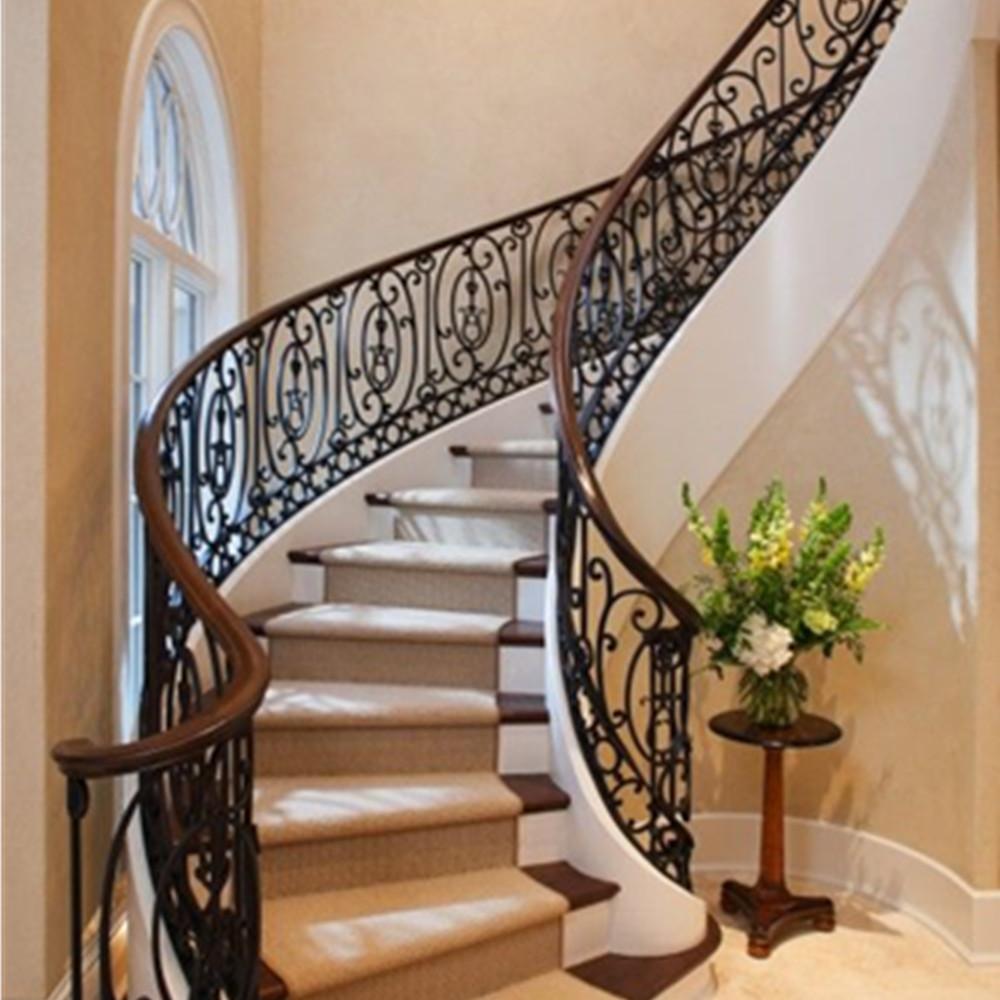 Cheap Modern Decorative Indoor Wrought Iron Railings