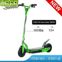 300W hub motor sports toys electric scooter for leisure time