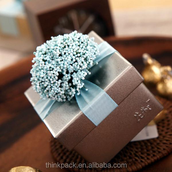 Luxury Wedding Gift Ideas: Custom Decorative Luxury Indian Wedding Favor Gift Box