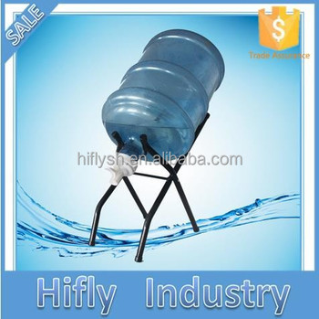 HF-BS001 Bottle Stand With Faucet 5 Gallon Water Bottle Stand With ...