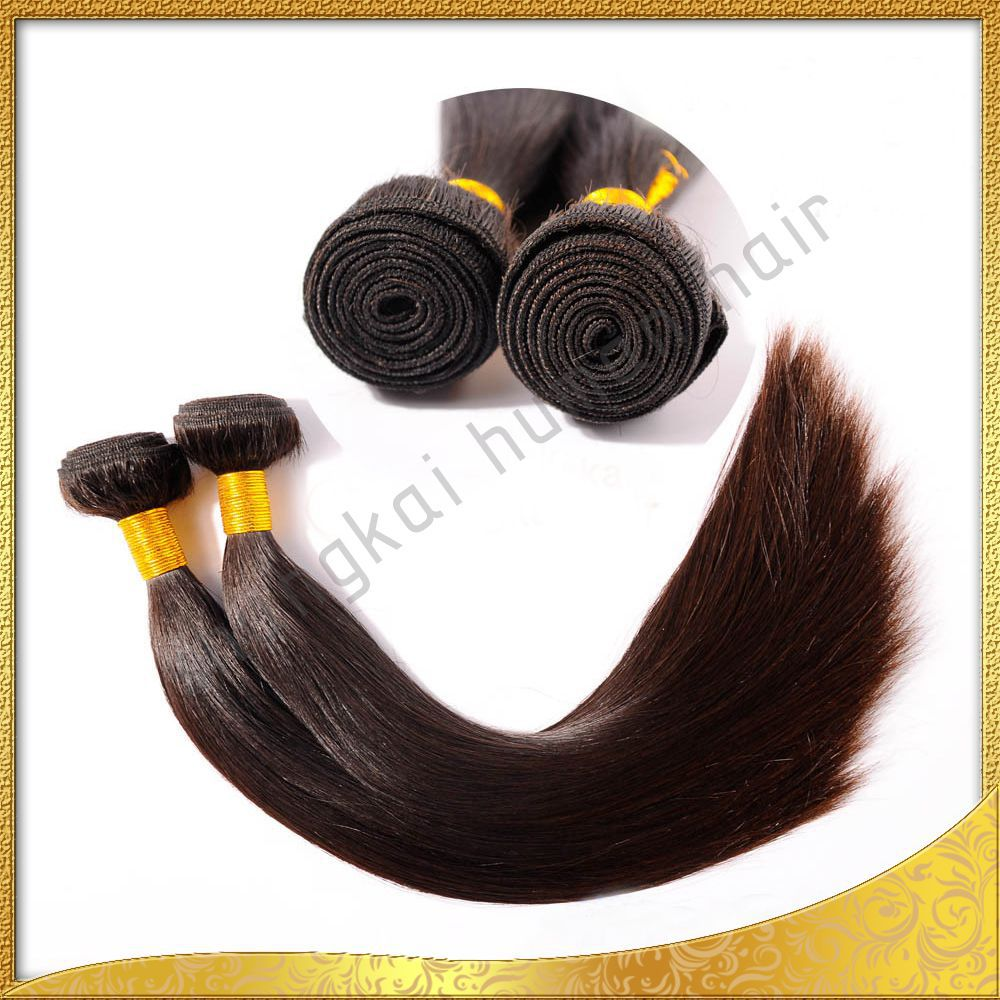 2015 best selling straight human hair weave, wholesale virgin Brazilian hair unprocessed