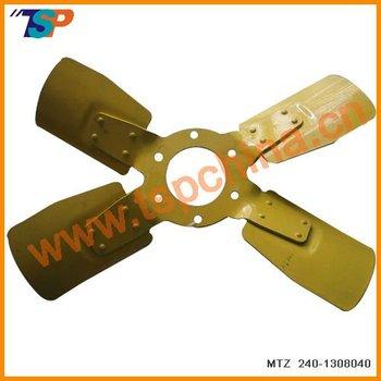 tractor fan 4 blade 240 1308040 use for mtz tractor buy fan fan