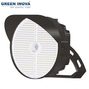 Factory hot sale IP67 waterproof 75000 lumen led outdoor flood light for golf course lighting