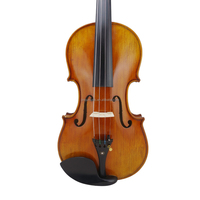 Golden Brand Entry level handmade Violin 4/4 with ebony fingerboard and fitting
