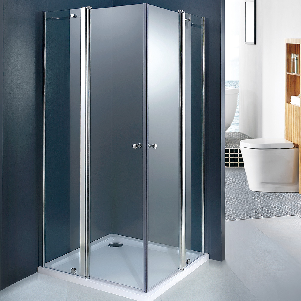 Double Swing Shower Door, Double Swing Shower Door Suppliers and ...