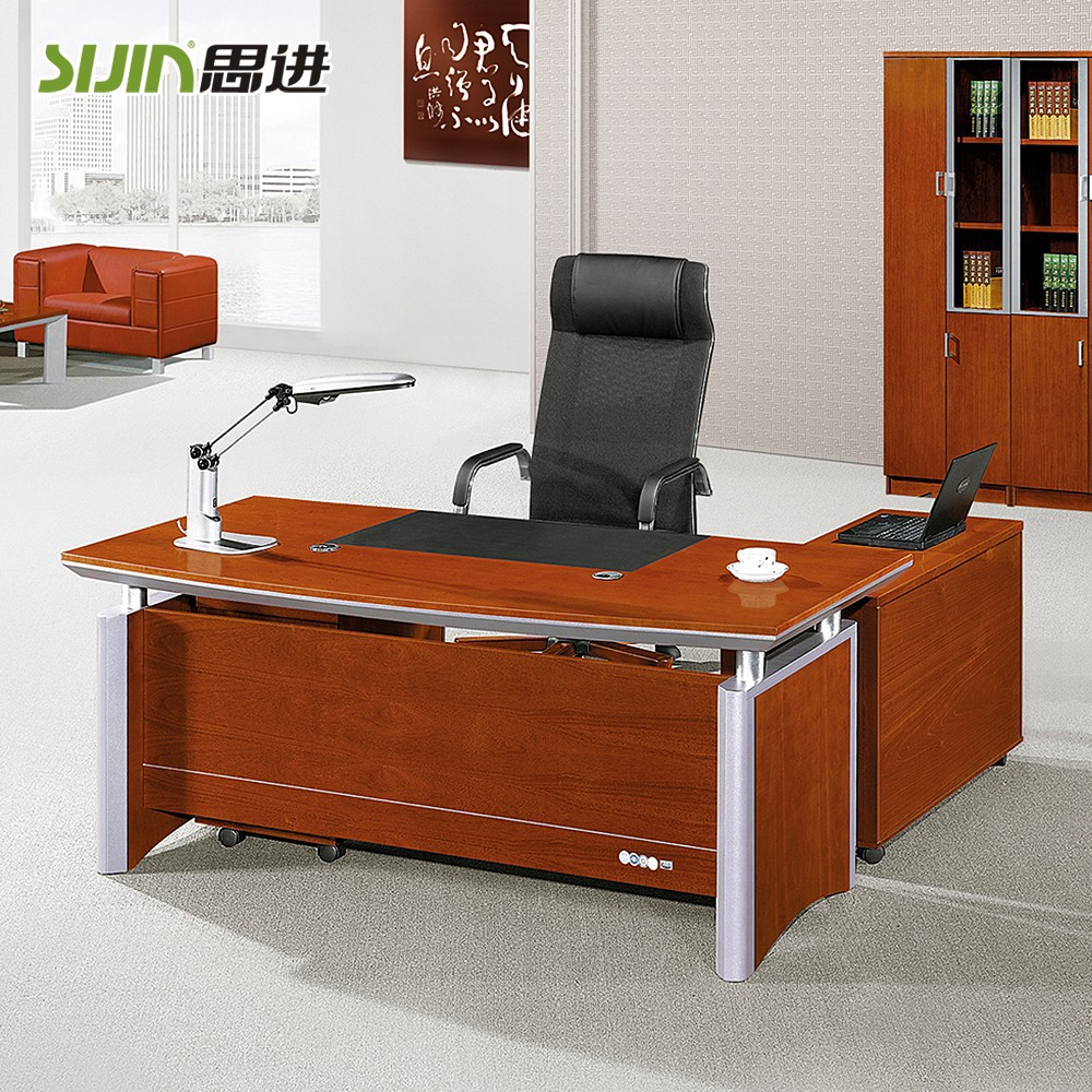 Sijin Sample Design Office Table And Wooden Latest Designs