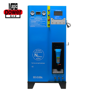 High purity automatic nitrogen filling machine tire inflator