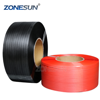 ZONESUN China guangdong supplier customized PP strapping strip with buckles supply