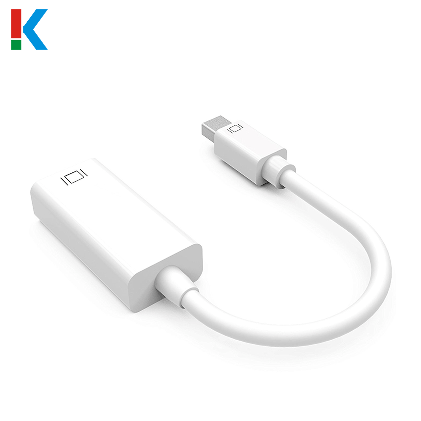 Mini DisplayPort Cable DP Male to HDMI Female 1080P converter Adapter For APPLE MacBook Pro