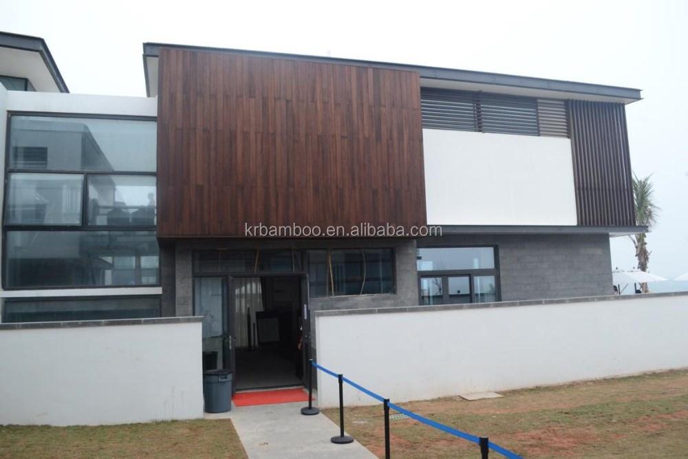 paneles de bamb al aire libre tarimas prr paredes y techo
