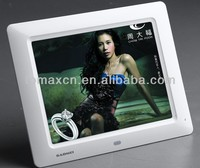2014 new Touch screen digital photo frame 7 to 12 inch