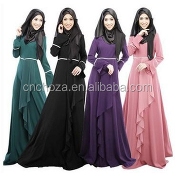 919328c3cd6 Z50288b Muslim Women s Clothing  Arab Women Long Dresses - Buy ...
