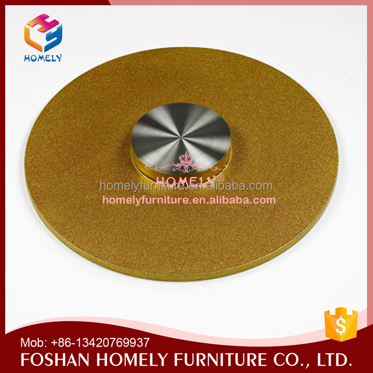 Stable Rotation Turntable Lazy Susan For Hotel Dining Table HLY-L11
