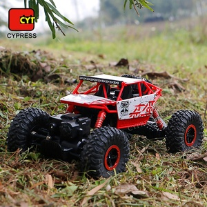 Mini 1/18 Model Remote Control Hobby Rock Crawler Nitro RC Car For Wholesale