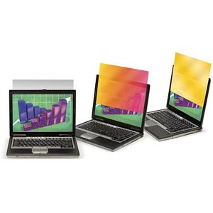 3M Gold GPF14.0W Privacy Screen Filter For Widescreen Notebook (GPF14.0W) -