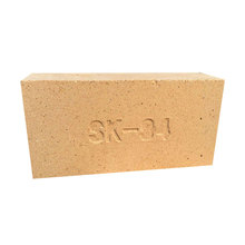 stable chemical properties of the fire clay refractory brick by henan lite factory