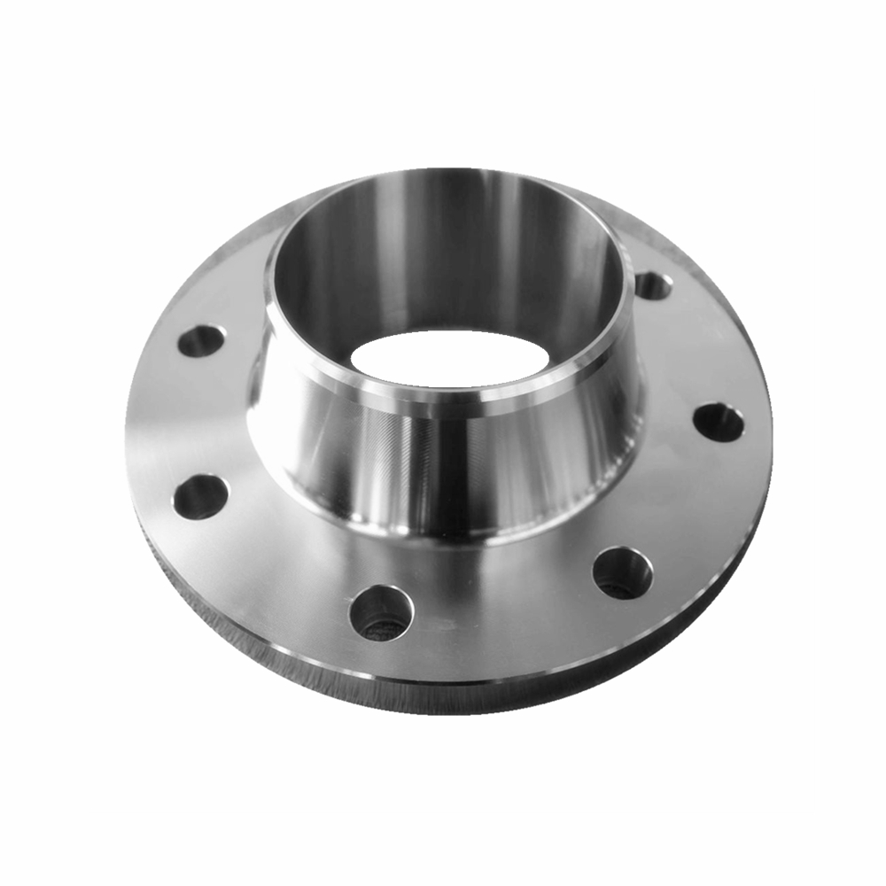 weld neck reducing flange stainless steel beveled flange