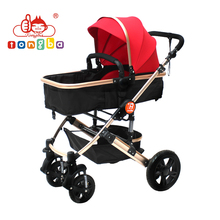 One Hand Foldable Baby Stroller With En 1888 Certificate