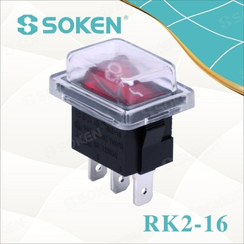 Soken 12v Waterproof Switches/ Miniature Boat Rocker Switch Panel T85 10a  250vac - Buy 12v Switch Panel,Waterpoof Switches,Rocker Switch T85 Product