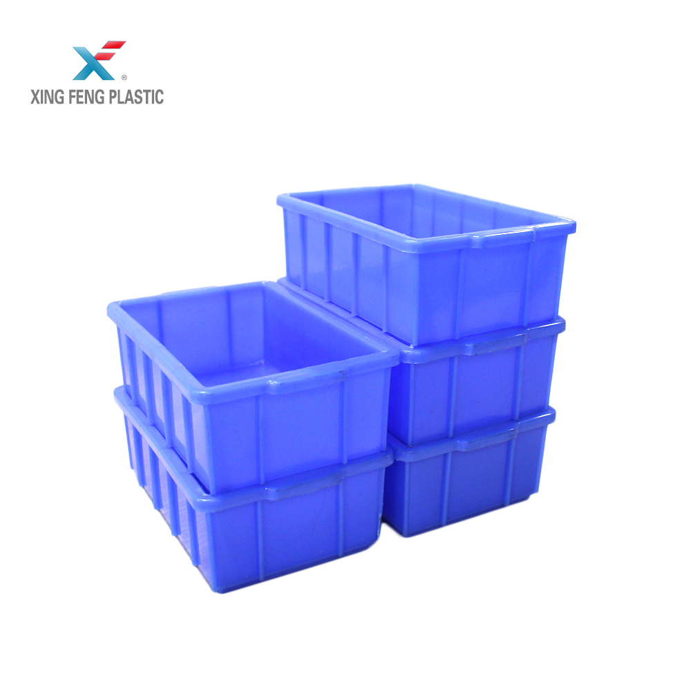 2017 New design blue plastic component box