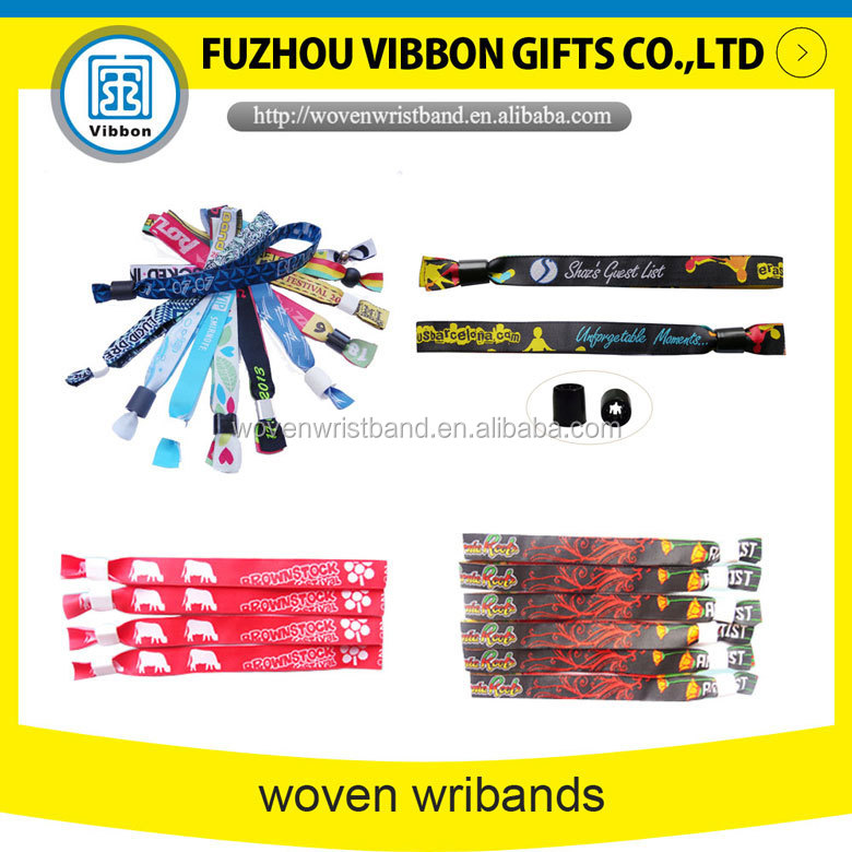 Beautiful PVC Vinyl Wristband for events