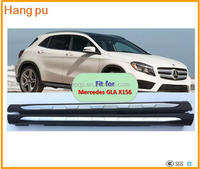 Good Quality OEM replacement body parts a156 698 0754 0854 Car Side Skirt Threshold For GLA X156