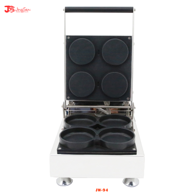 Good Price <strong>Electricity</strong> 4 Pans Pizza Maker Machine
