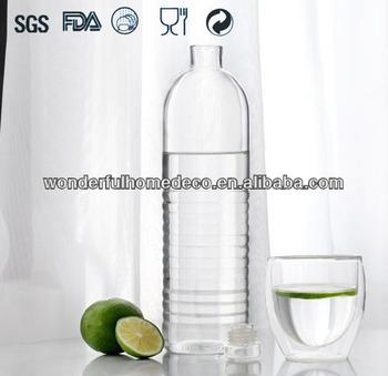 1l Glas Wasserflasche Glas Wasserkrug Set Glas Wasserspender Buy