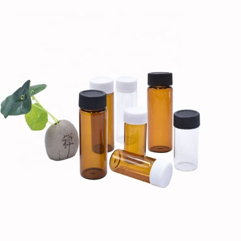 high quality empty straight side pharmaceutical 20ml 10 ml brown glass vial for pill, tablet
