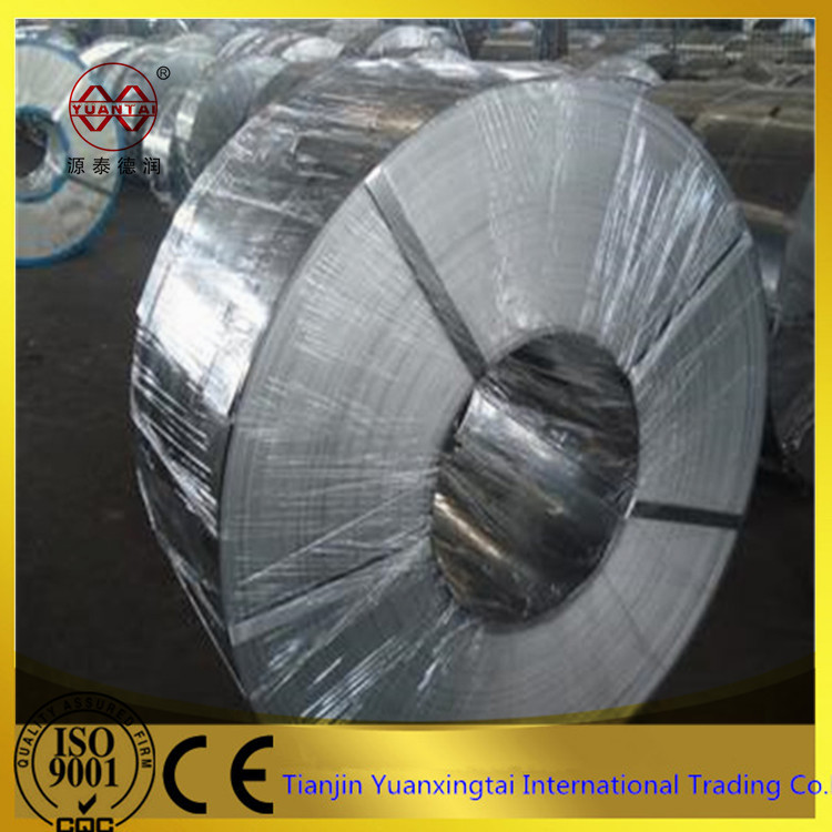 high quality galvanized CR cold rolled steel coil and strip