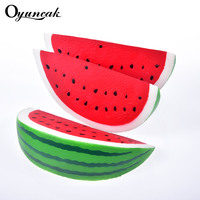Oyuncak Kawaii Squishies Al Por Mayor Funny Gifts Slow Rising Squishy Toy Jumbo Squishy Watermelon