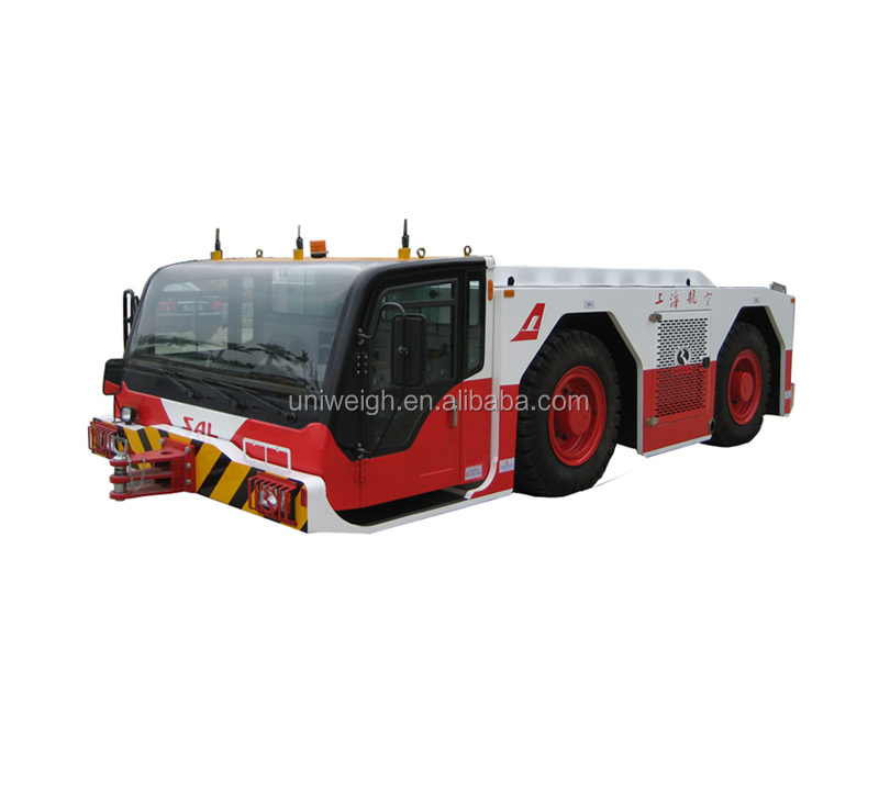 diesel 2.5L EURO III 25Kn 30t aivation airport towing tractor/ baggage luggage dolly towing tractor