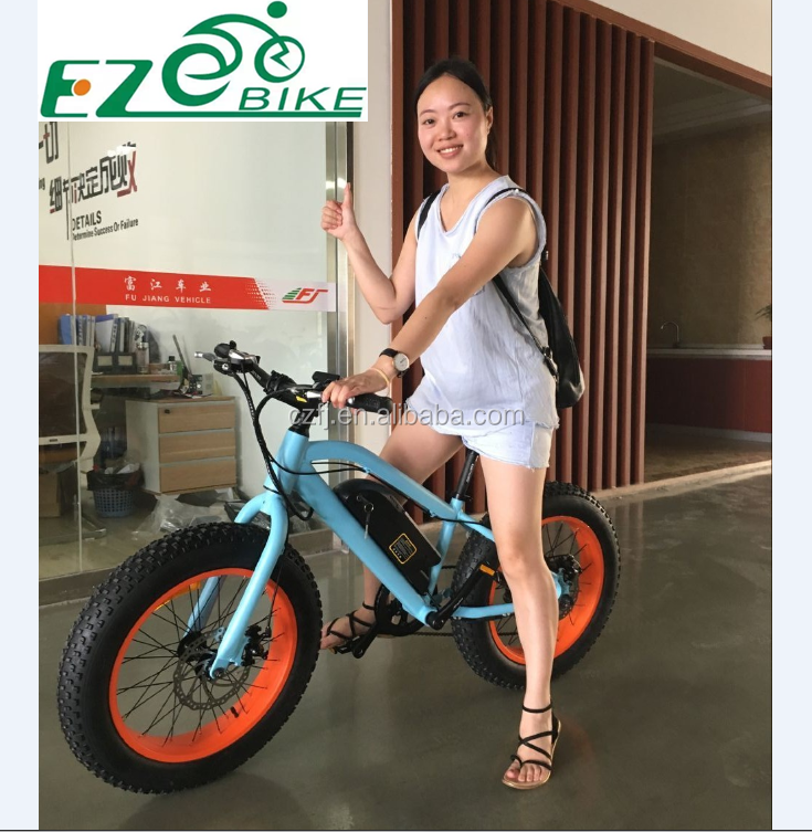 hot sell Powerful e <strong>bike</strong> fat 20 inch (FJ-TDE19)