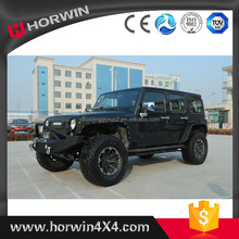 HORWIN front bumper postion, Steel material car body kits, bumper for Jeep JK Wrangler