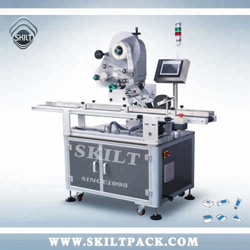 New designed floor top surface Label Pasting labeling machine