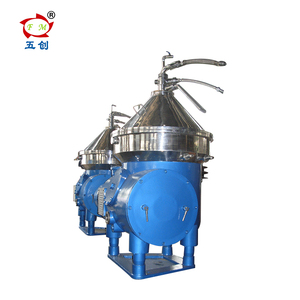China manufacturer disc stack centrifuge oil water separator