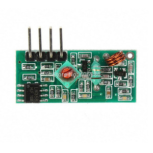 315Mhz Rf Transmitter and Receiver Link Kit for Arm/McU