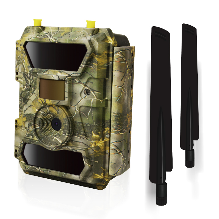 Willfine 4.0CG MMS GSM 4G LTE cellular hunting camera 16MP spy wireless trail camera