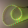 ws2812b pixel digital addressable 4020 smd RGB Side Emitting view LED strips lighting 120leds